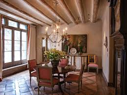 Santa Fe Style Interior Design by Santa Fe Style Kitchen Mediterranean With Iron Chandelier