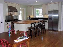 fresh white open plan kitchen taste