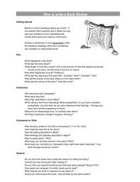 how to write a book review by snesn teaching resources tes