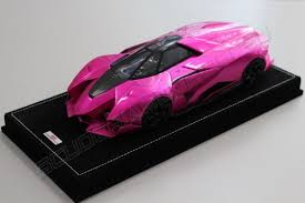 lamborghini egoista model mr collection lamborghini egoista pink flash scuderiamodelli