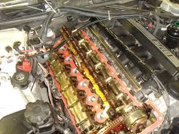 n52 e60 valve cover gasked diy with pictures 5series net forums