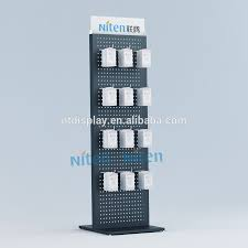 Display Shelving by Custom Retail Store Accessories Rotating Hanging Display Stand