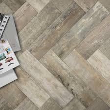 vintage wood plank vintage wood plank 15cm x 60cm wall and floor tile