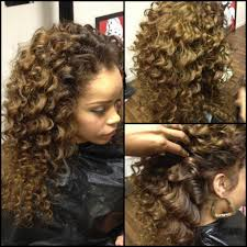 long curly sew in weave hairstyles sew in weave curly hairstyles