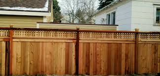 Types Of Backyard Fencing A Guide To Different Types Of Wood For Fencing Straight Line Fence