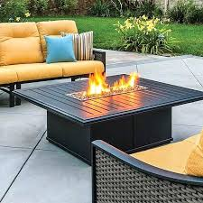 tropitone fire pit table reviews tropitone fire pit table fire pits woven location fire pit waltz