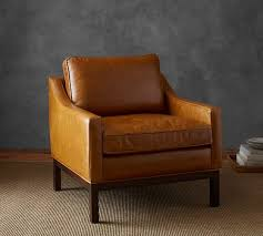 2 leather chairs paired with a fabric couch would add texture