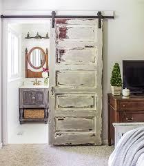 Barn Doors For Homes Interior Sliding Barn Door Ideas To Get The Fixer Look