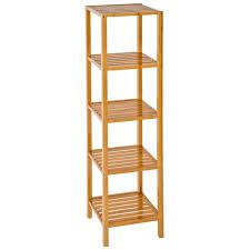 meubles en bambou la boutique en ligne meuble de salle de bain étagère bambou 140 cm