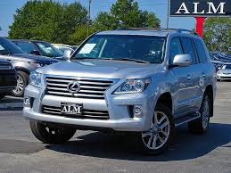 lexus 570 lx 2015 2015 used lexus lx 570 at alm mall of serving buford ga