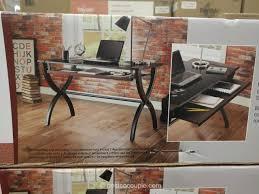 Costco Computer Desk Bayside Furnishings Office Desk