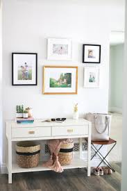 Home Entrance Decor Ideas Stylish Entryway Decor Ideas Home Reveal Sandy A La Mode