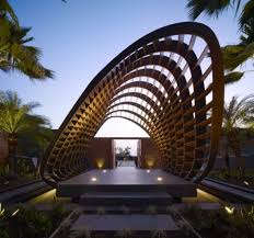 Hawaiian House Sculptural Infusion Of Traditional Contemporary Design In