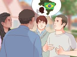 how to speak brazilian portuguese with pictures wikihow