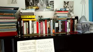 indoor view from the top of my book impending doom allegories and
