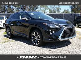 lexus rx blue 2017 new 2017 2018 lexus for sale in san diego ca motorcar com