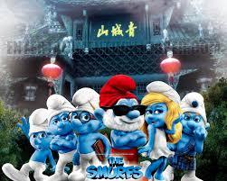 smurfs wallpaper 10027569 1280x1024 desktop download