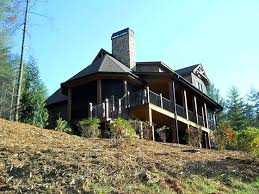 Rustic Mountain Cabin Cottage Plans Rustic Mountain House Plans With Walkout Basement Rustic Small