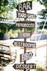 marvelous rustic chic backyard wedding party decor ideas no 33