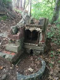Connecticut Ghost Town Little People Village Ct Waterbury Connecticut Another Creepy
