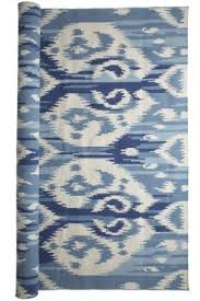 Round Blue Rugs Yellow Rugs As Round Rugs And Best Blue Ikat Rug Rugs Ideas