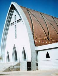 Most Pure Heart Of Mary Catholic Church These Modernist African Churches Look Like Spaceports