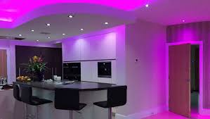 Kitchen Mood Lighting Intelligent Mood Lighting Rb Vision