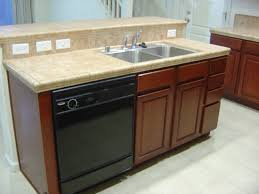 Kitchen Island Granite Countertop Solid Walnut Wood Counter Tops Kitchens Island Sinks Kitchen