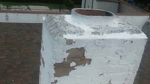 how to fix a leaky fireplace water leak on chimney repairing
