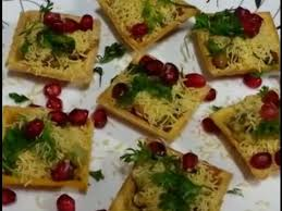 how to canapes how to canapés indian recipe