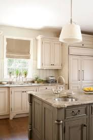 Kitchen Cabinets Legs Trend We U0027re Loving Two Toned Kitchens Kitchens House And