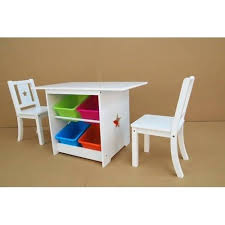 kids table with storage childrens table with storage kids activity table unique kids table