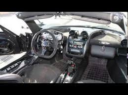 Pagani Zonda Interior Pagani Zonda Cinque Roadster Precio Youtube