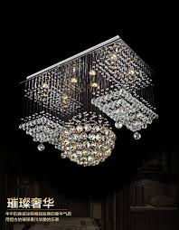 Crystal Chandelier Canada New Flush Mount Large Modern Chandeliers El Lobby Light