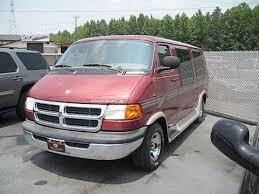 used dodge conversion vans 2002 dodge ram v8 conversion start up engine and in depth
