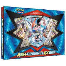 amazon com pokemon tcg ash greninja ex box toys u0026 games