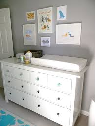 Nursery Dresser With Changing Table Miraculous Simple Yet Stylish Ikea Hemnes Dresser Ideas For Your