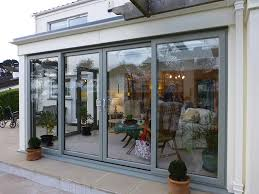 Upvc Sliding Patio Doors Painted Upvc Philip Whear Windows Conservatories Cornwall