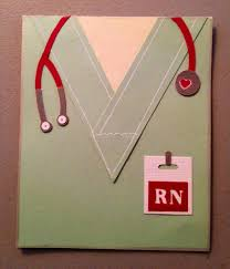 Nurses Dazzling Ideas New Grad by Nursing Grad Card Used Dr Checkup For Stethoscope Hand