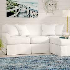 T Cushion Sofa Slip Cover Beachcrest Home Coral Gables T Cushion Sofa Slipcover Set