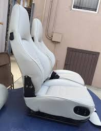Reupholster Leather Chair Linen Sport Seats Reupholstered In Leather Rennlist Porsche