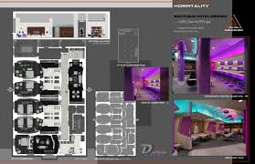 Home Trends And Design Careers by Cool Professional Interior Design Portfolio Examples Home Decor