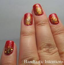 handtastic intentions nail art chinese new year nails