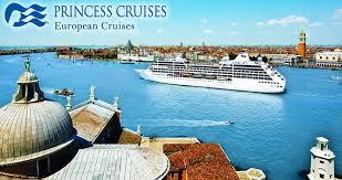 princess cruises to europe european princess cruise