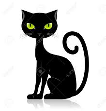40 496 black cat stock illustrations cliparts and royalty free