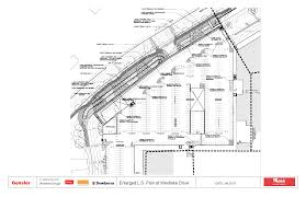 montgomery mall citizens advisory panel revised mall plans overall plan pedestrian plan corner layout garage layout