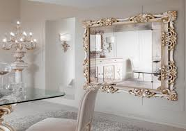 Ornate Bathroom Mirror White Ornate Bathroom Mirror Bathroom Mirrors