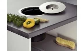 poubelle cuisine encastrable dans plan de travail les poubelles de plan de travail astuces pratiques