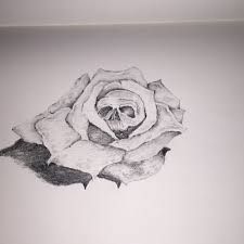how to shade in realism drawing realistic roses black and white