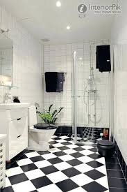 black and white bathroom tile design ideas black white floor tiles gorgeous and bathroom tile ideas for your